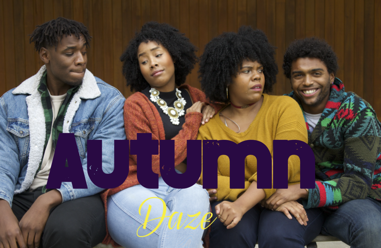 Autumn Daze Official Poster